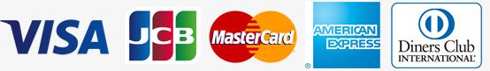 お支払い可能クレジットカード会社