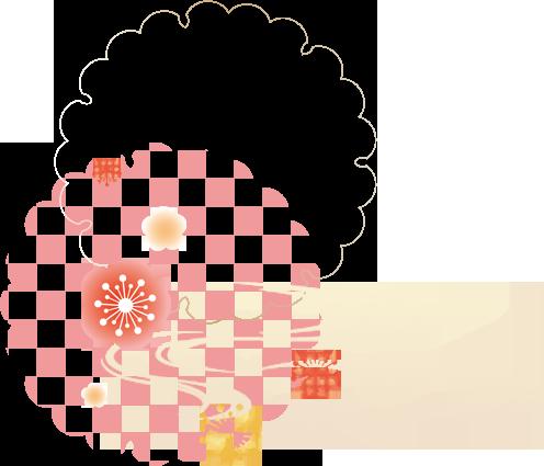 桃の節句背景09
