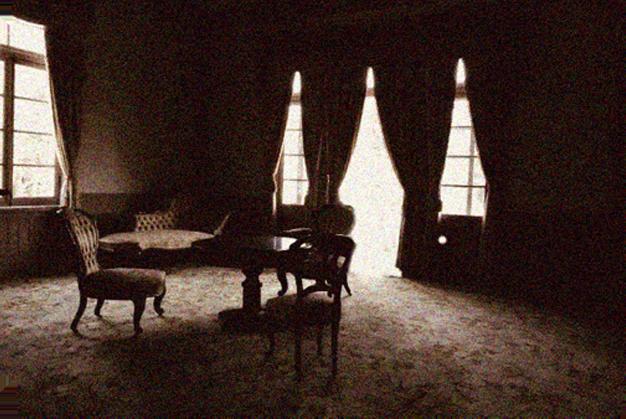 洋館の部屋