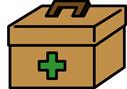 救急箱(常備薬)