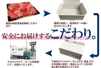 近江牛ミックス切落し 500g 冷凍